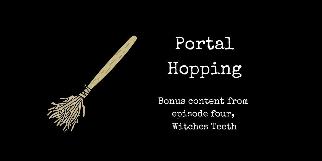 portal hopping