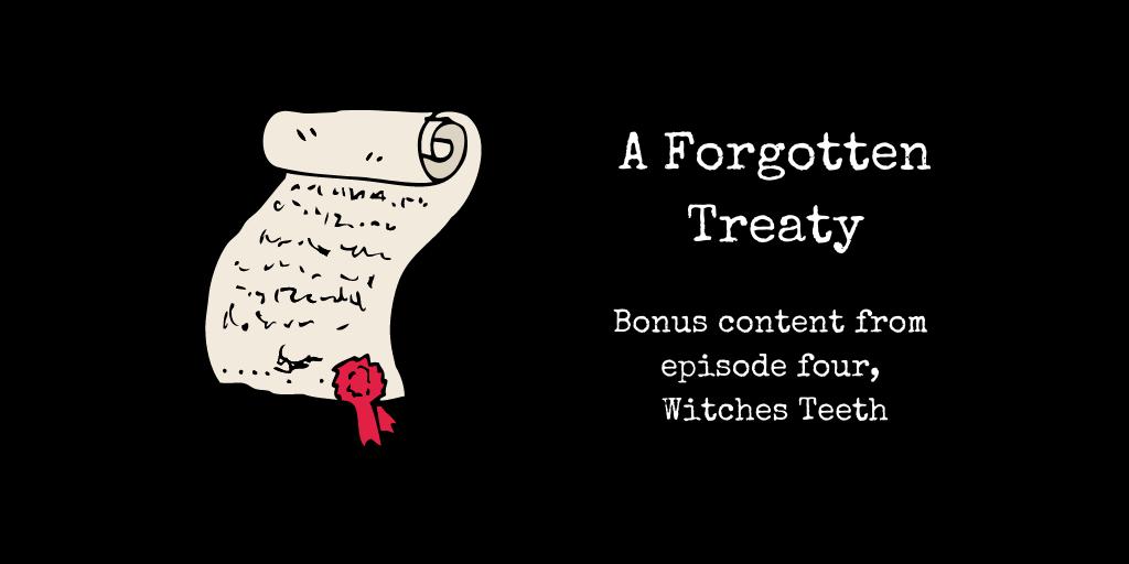 forgotten treaty